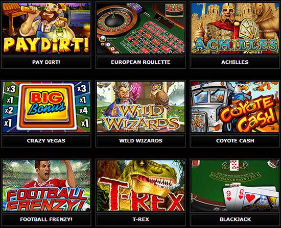 Casino Midas casinospel