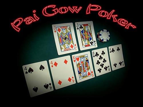 Pai Gow gratis på nätet