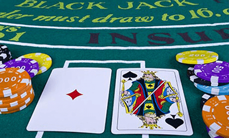 Blackjack  regler