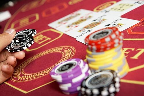 Baccarat tips & tricks