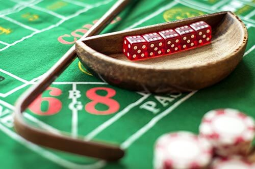 Craps tips & tricks