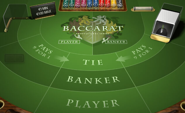 Baccarat system