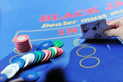 Live Blackjack på nätet