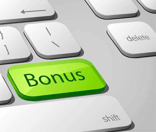 Nätcasinon bonus
