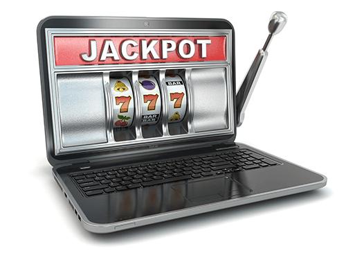 Spelautomater på nätet