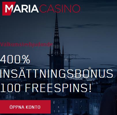 Mariacasino Tävla om 300 000 kr på Asgardian Stones