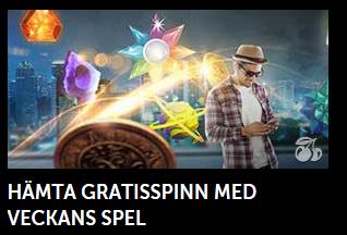 Betsafe Veckans Spel Samla hundratals freespins!