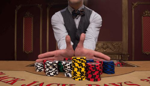 Live casino bonusar