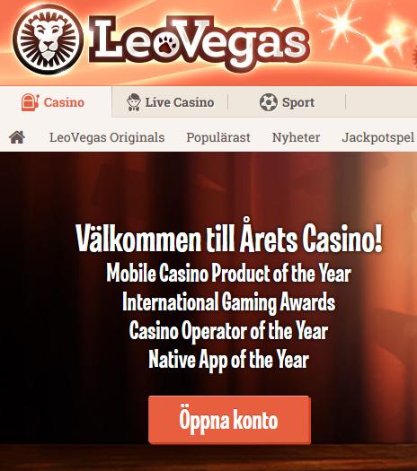 Nätcasino LeoVegas 100 000 kr varje vecka med Blackjack i 2 veckor!