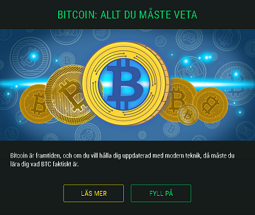 Hämta exklusiva insättningsbonusar när du sätter in med bitcoins på Drift Casino!