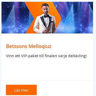 Vinn VIP-Paket till Schlagerfinalen via Betsson!