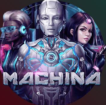 Veckans Spel: Machina MegaWays - över 46 000 sätt att vinna på - hos CherryCasino!