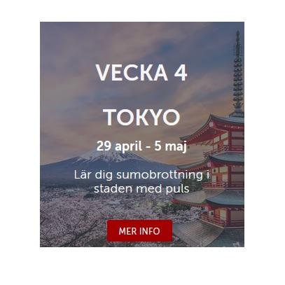 Vinn resa till Japan på Betsafe!