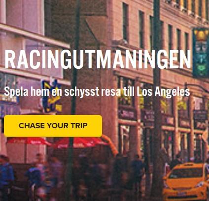 Vinn lyxig Los Angeles-resa på iGame!