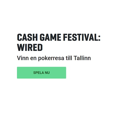 Vinn pokerresa till Tallinn via Guts!