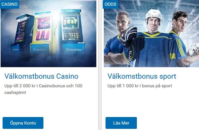 Klicka här och spela dagliga jackpottar hos NordicBet!