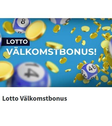 Börja spela lottospel nu på Multilotto!