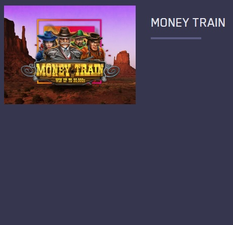 Money Train på Maria Casino - spela nu!