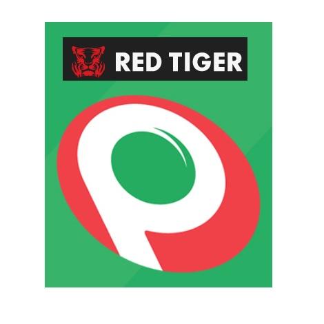 Red Tiger slots har anlänt hos Paf Casino!