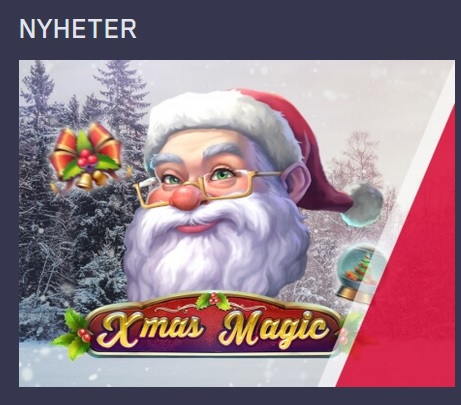 Nya Xmas Magic Slot!