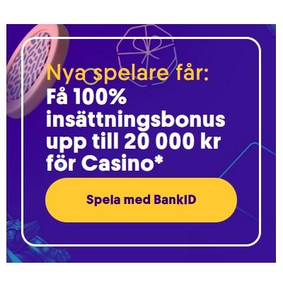 Hämta casino bonus på Casumo innan det är för sent!